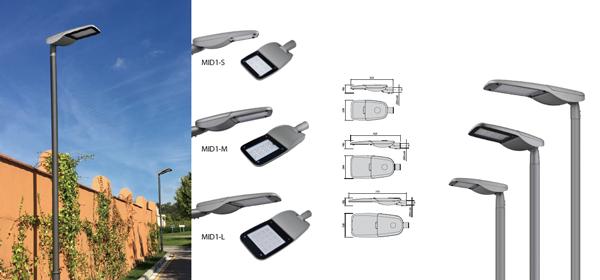 uebex tehnicka ulicna rasvjeta model mid1