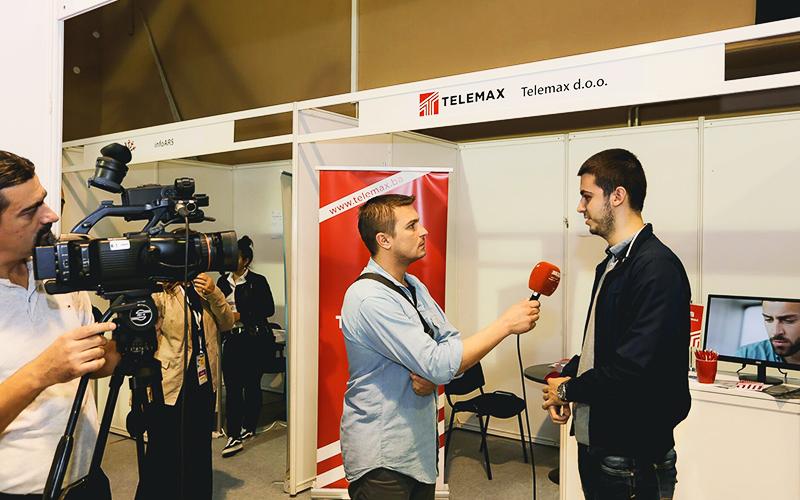 TELEMAX na Sajmu zapošljavanja i preduzetništva